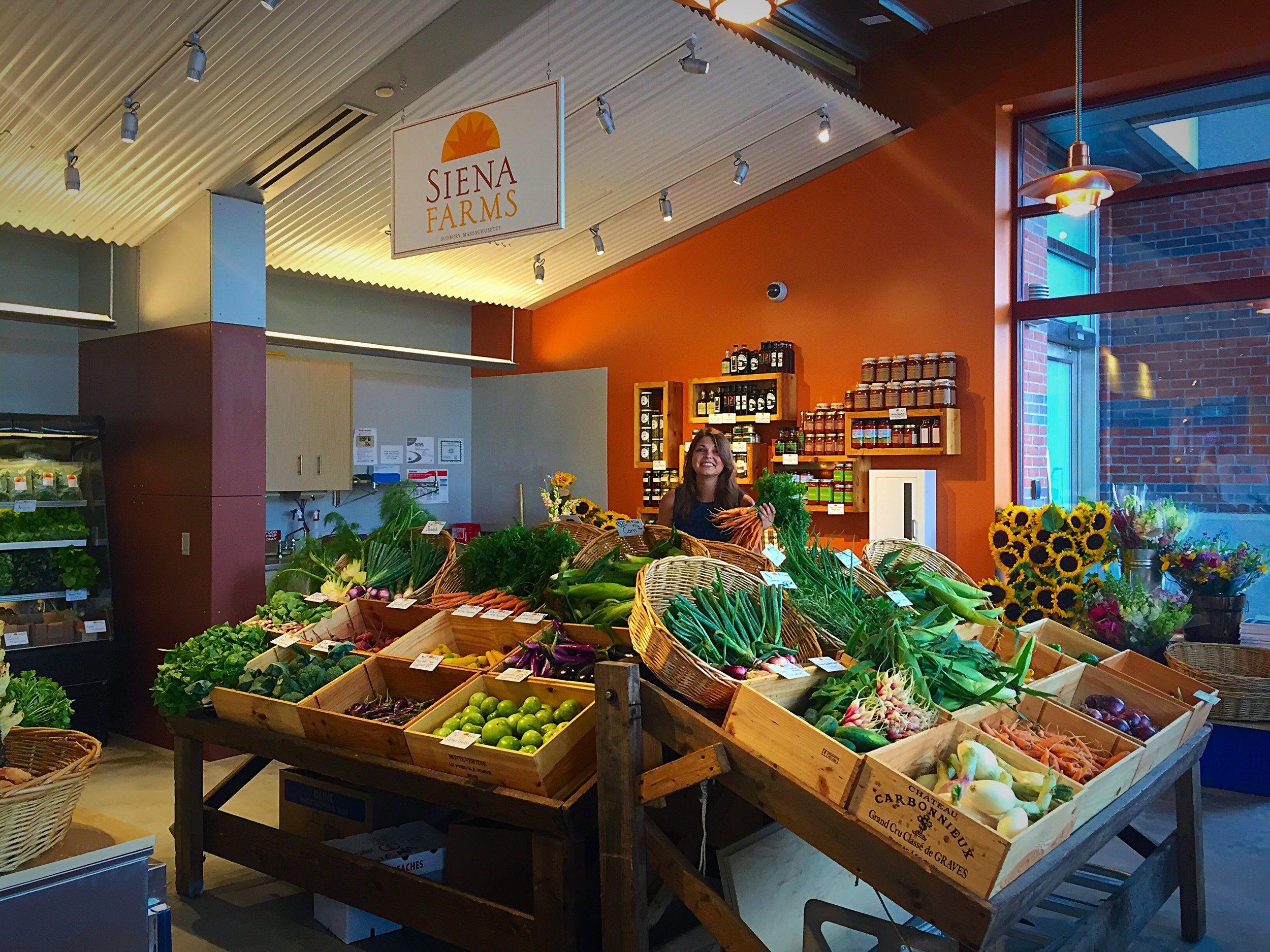 Siena Farms Boston Public Market