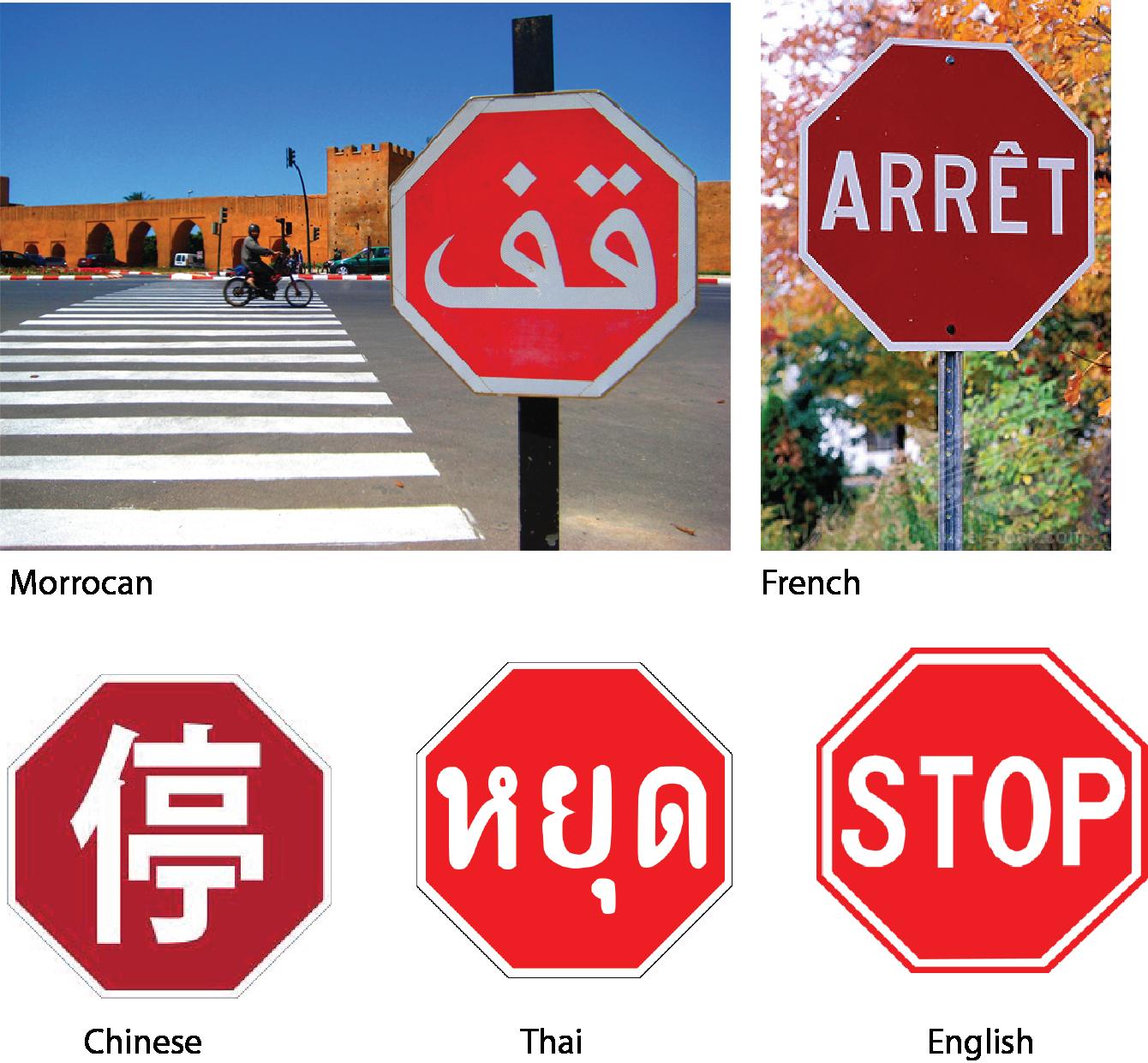 Stop signs ( Maria Heng )