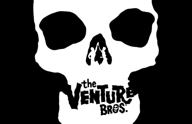 Original logo and Season 1 DVD cover art.