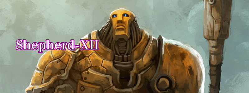 Shephard-XII ( Treasure Hunt  by  Nakarin Sukontakorn )