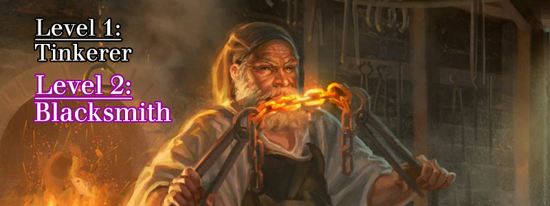 Blacksmith ( Forging the Chain  by  capprotti )