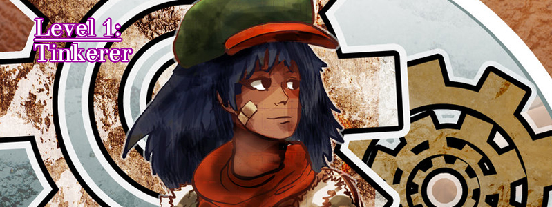 Tinkerer ( Rusty the Repair Girl  by  timberking )