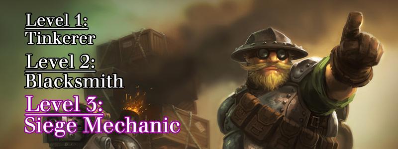 Siege Mechanic ( Dwarf Mechanic  by  Chris Bourassa )