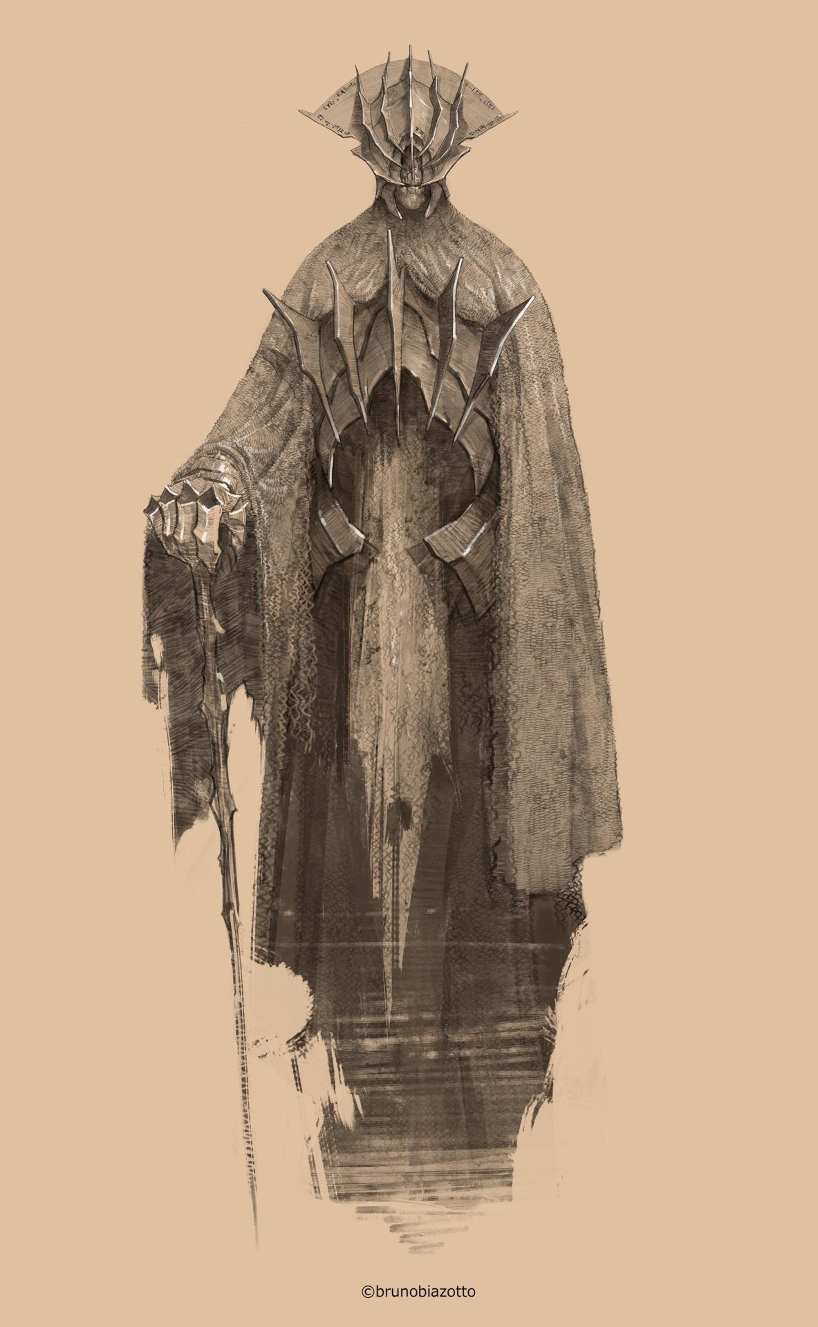 """""""Iron Bishop"""" by  Bruno Biazotto"""