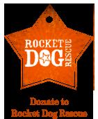 Rocket Dog Icon