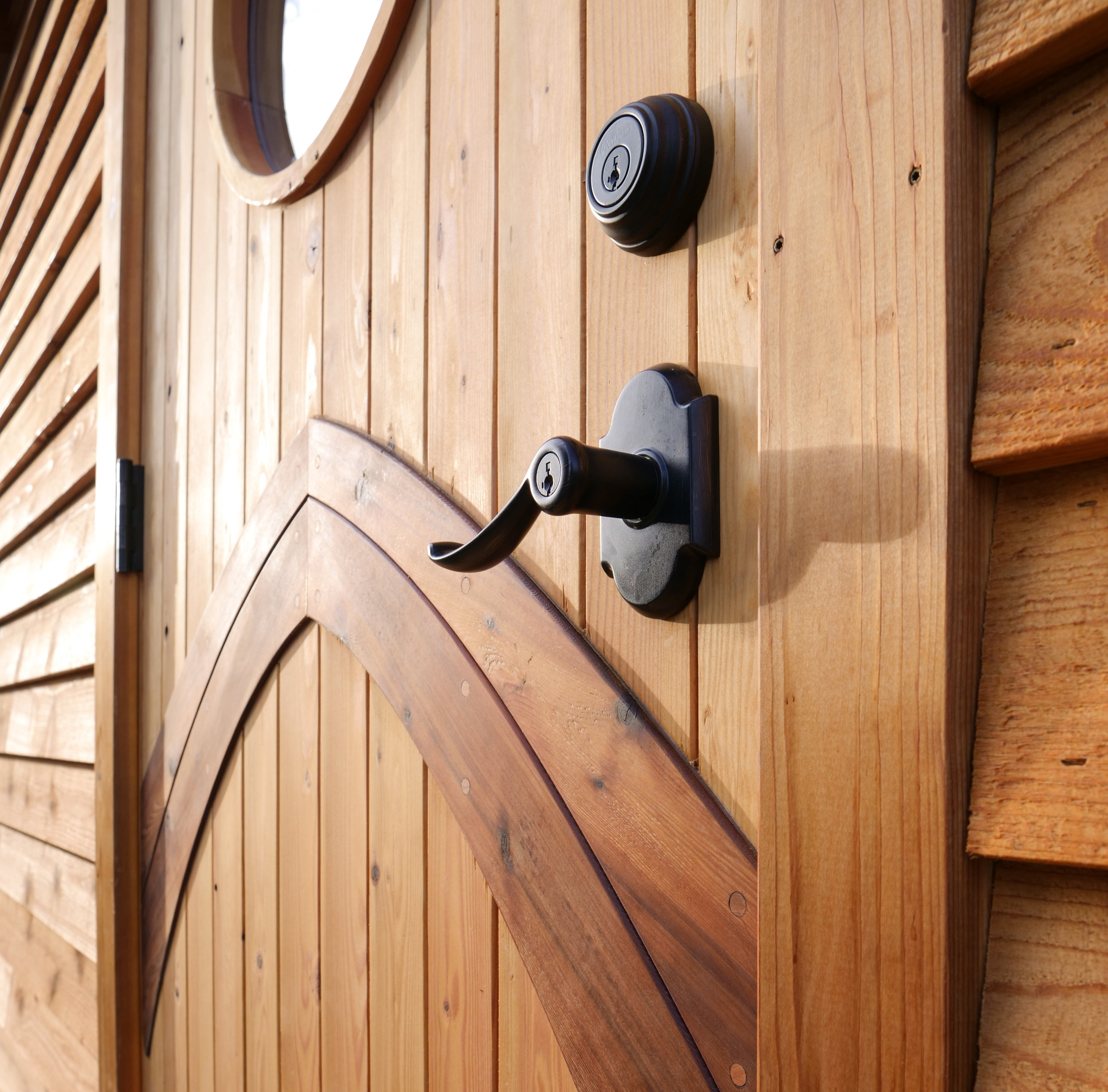 Hand-built Windows and Doors - Solid wood designs, engineered for function and longevity