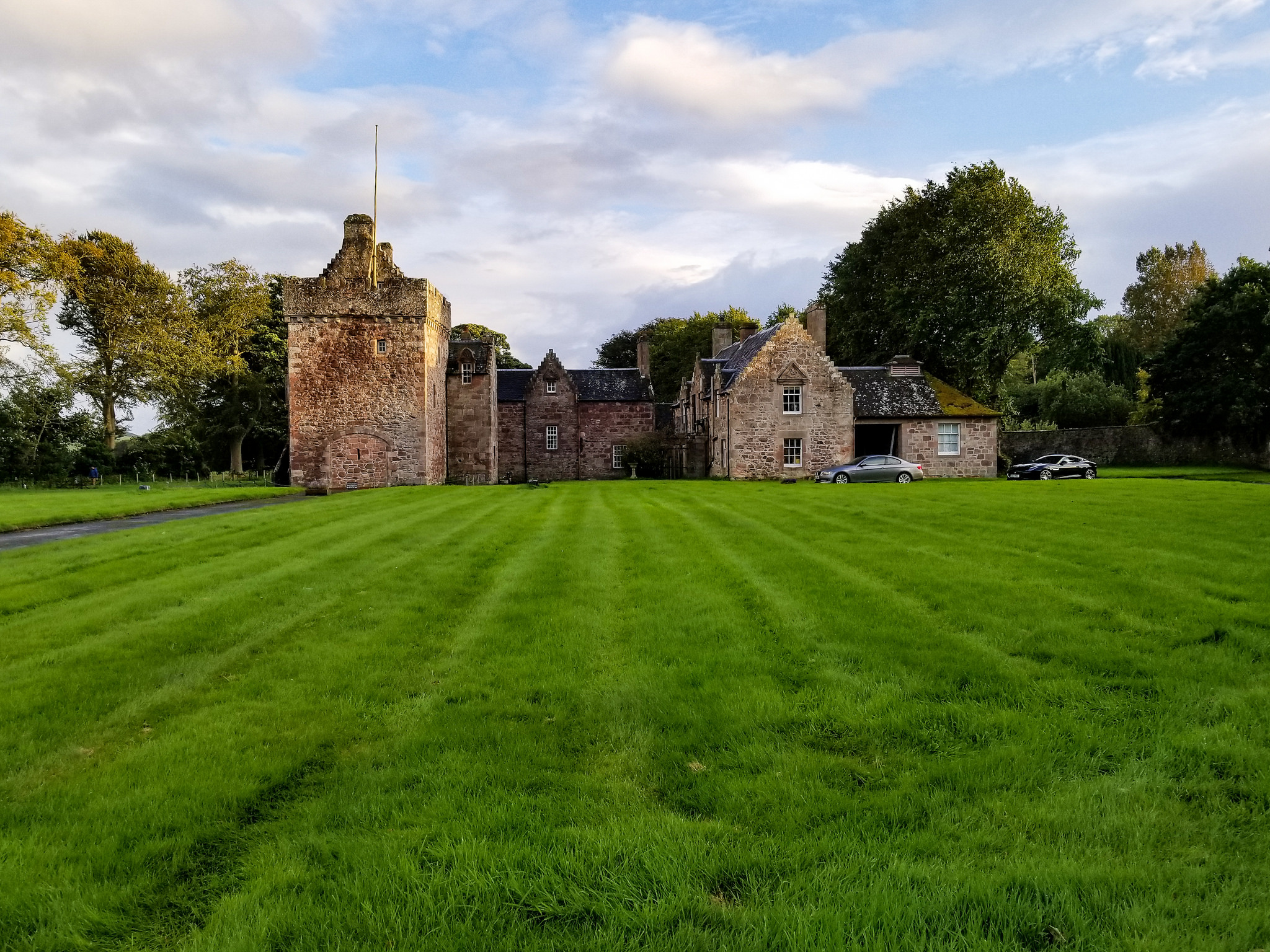Hunterston Castle, Ayrshire, Scotland