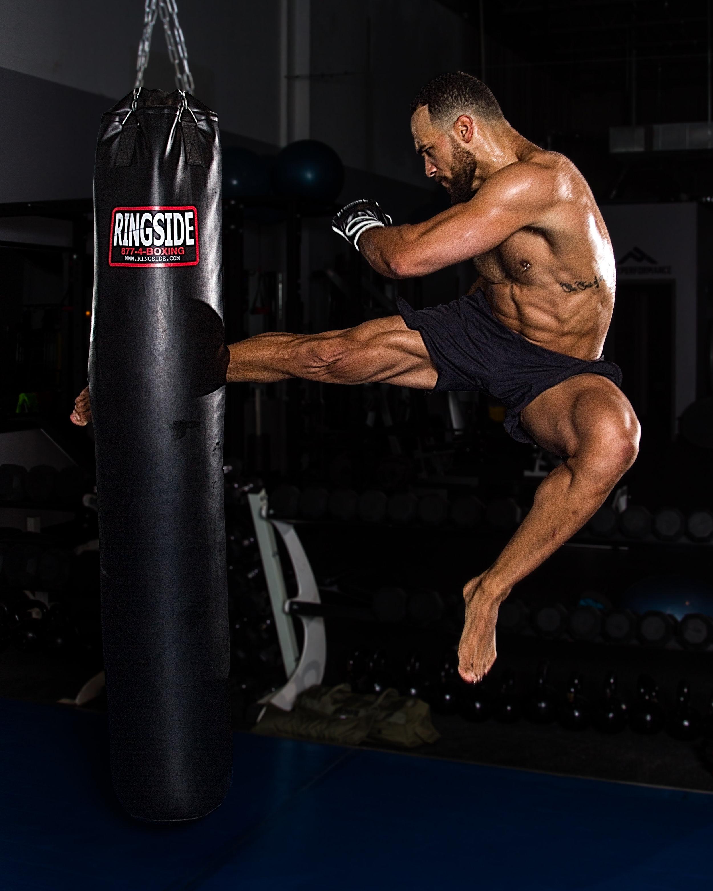 Flying Kick | Andrew Warner Photography | sports | fitness | mma.jpg