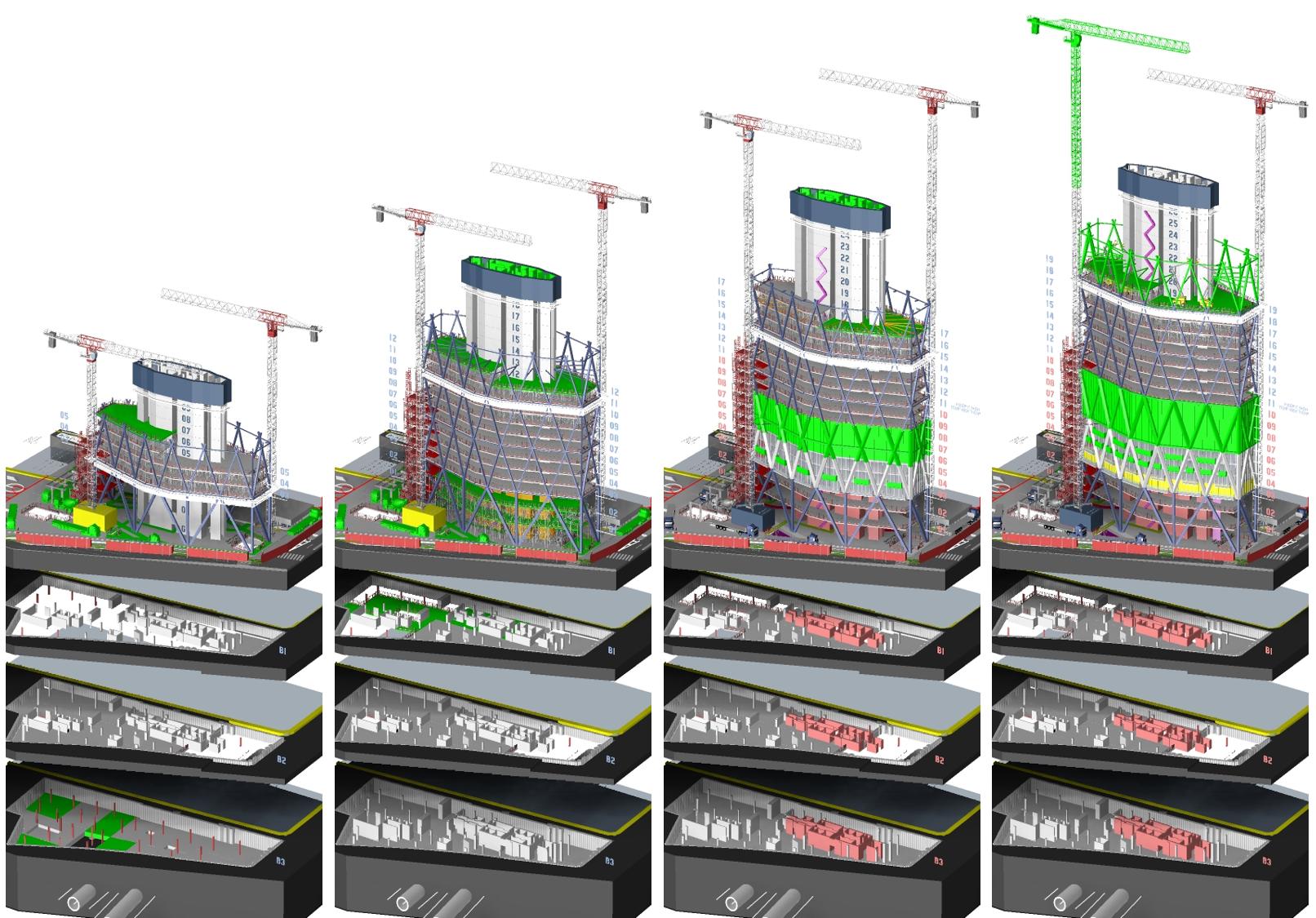 Newfoundland Development for Canary Wharf Contractors Ltd
