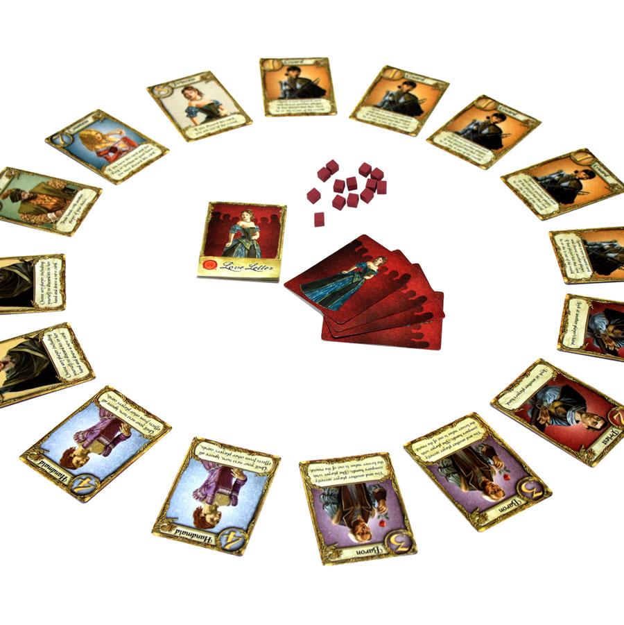 loveletter board game