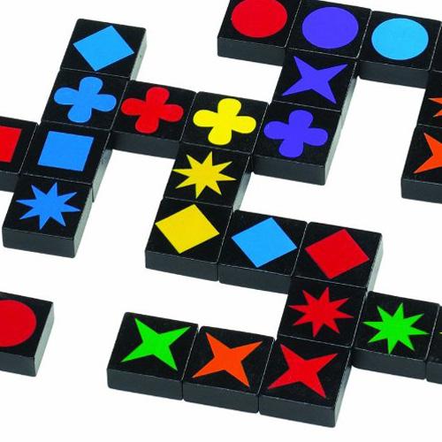 qwirkle board game tiles
