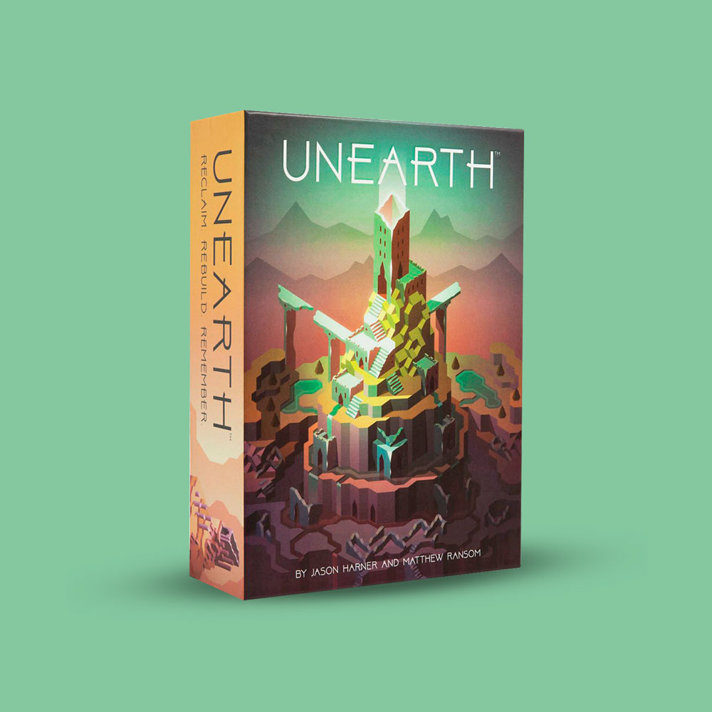 unearth board game
