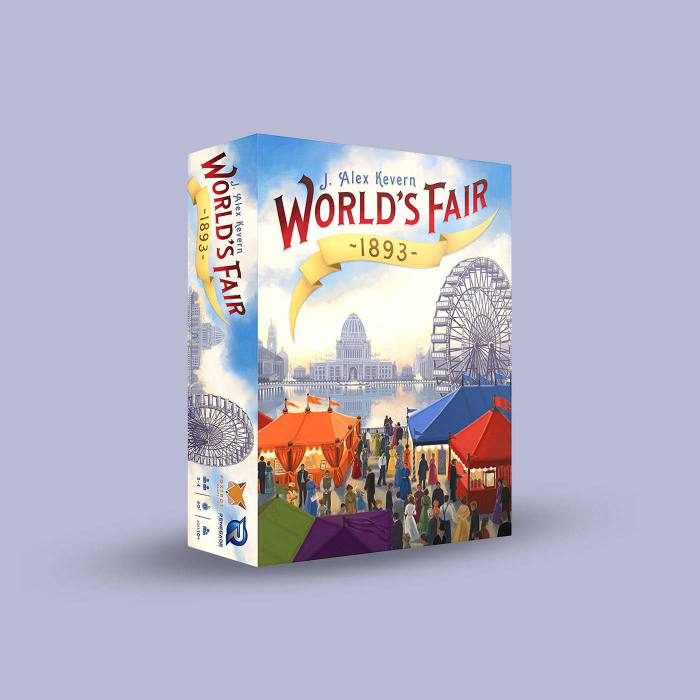 worlds fair board game