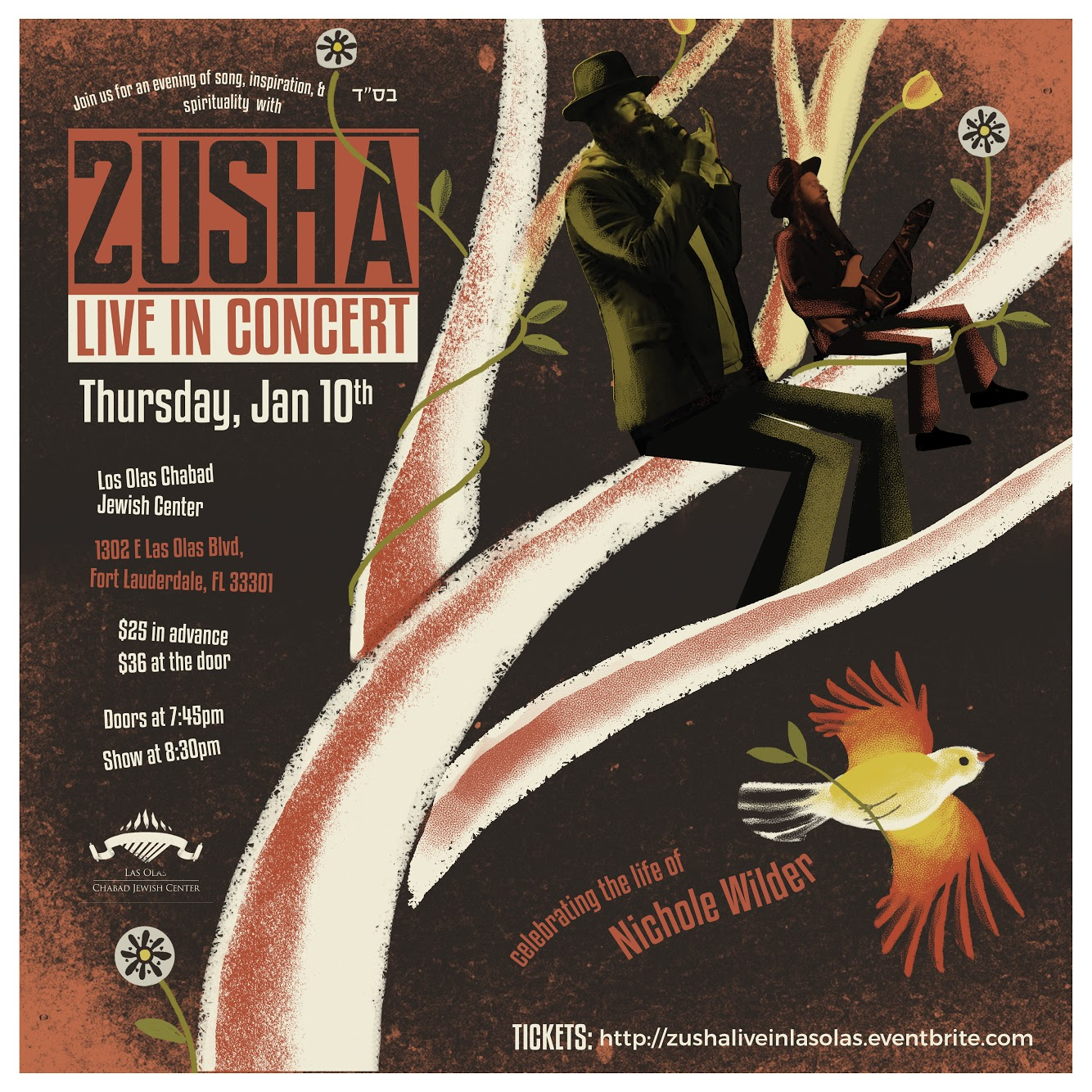 Events — Zusha