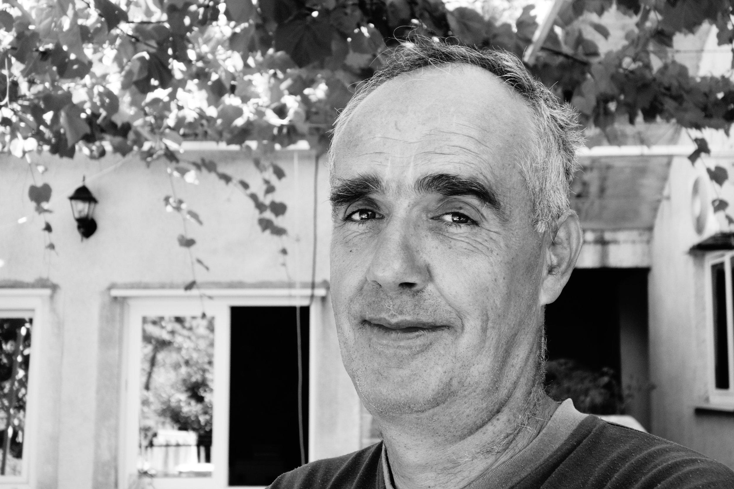 Ivo Pitarevic, portrait by Alessandro Molinari