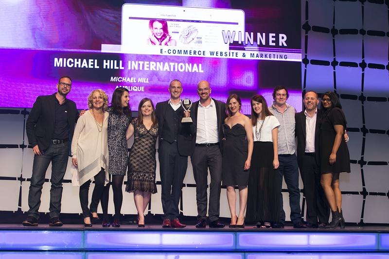 The Michael Hill and Amblique teams