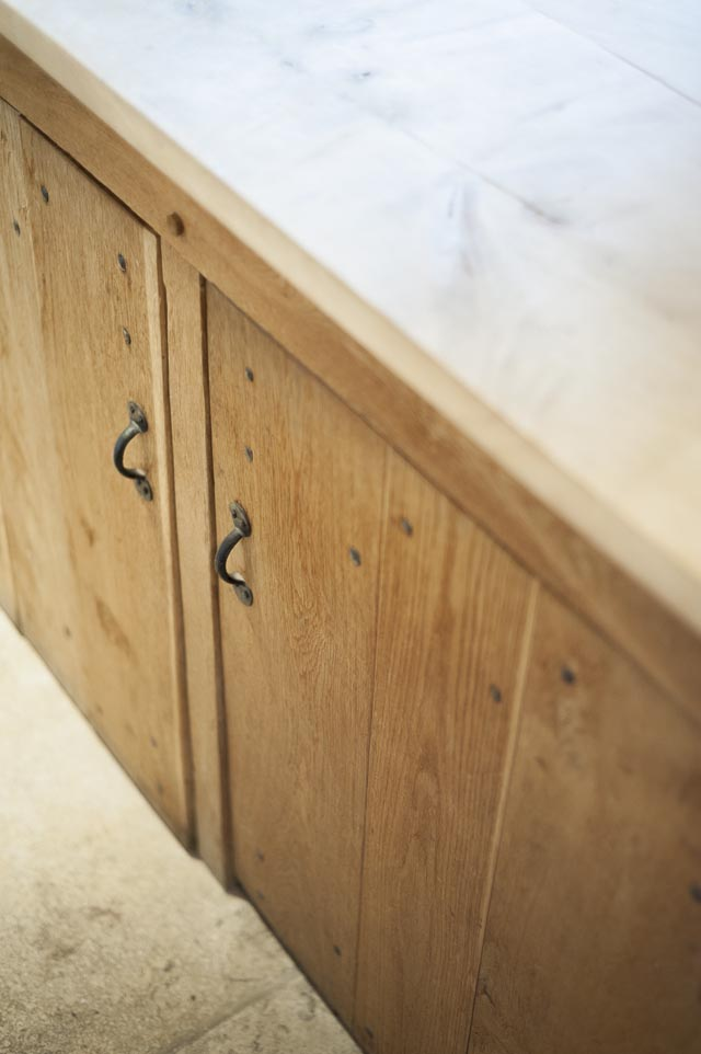 Hand Crafted Oak Units