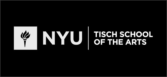 We gave lectures at NYU Tisch School of the Arts