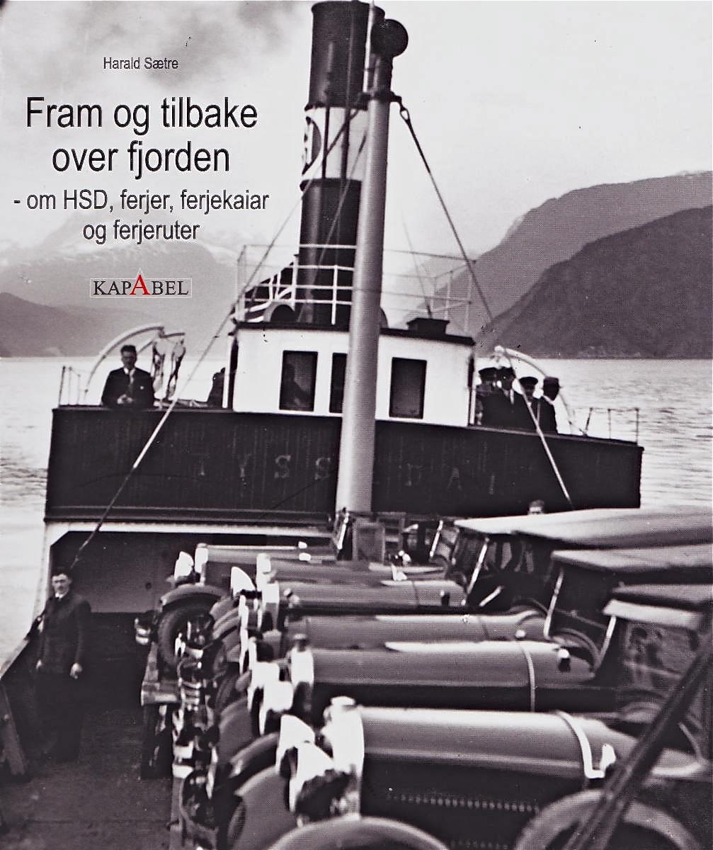 Harald Sætre og Kapabel Forlag opplever godt boksal.