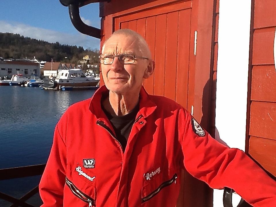Sigmund Nordfonn er leiar i Sunde bygdalag.