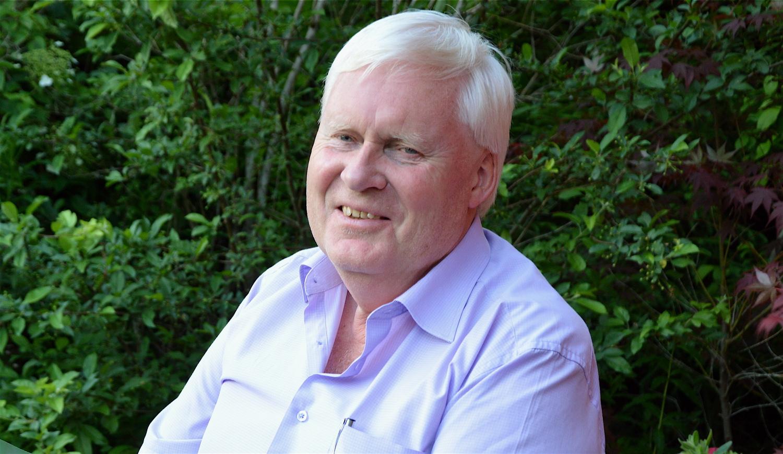 Arne Gjerde (67) toppar Miljøpartiet si liste ved kommunevalet. (Arkivfoto)