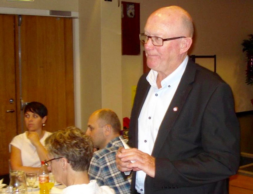 Kristian Bringedal har vore kultursjef sidan 2002.