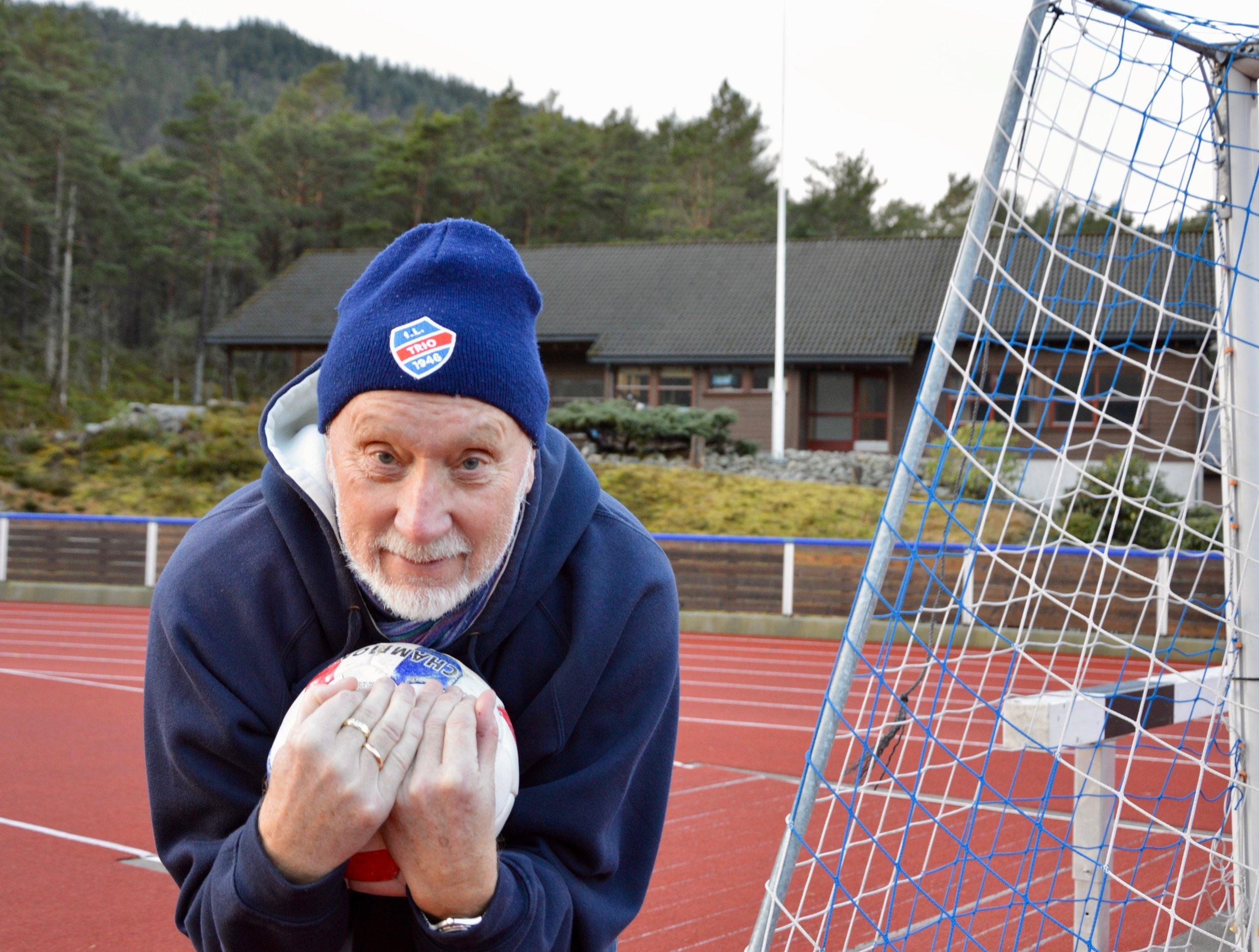 Agnar Melkersen gløymer aldri besøket hjå dokter Haugen. (Foto: Kristian Hus)