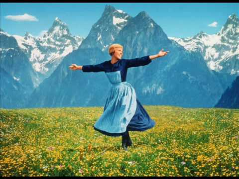 All of my Favorite Things are Julie Andrews approved