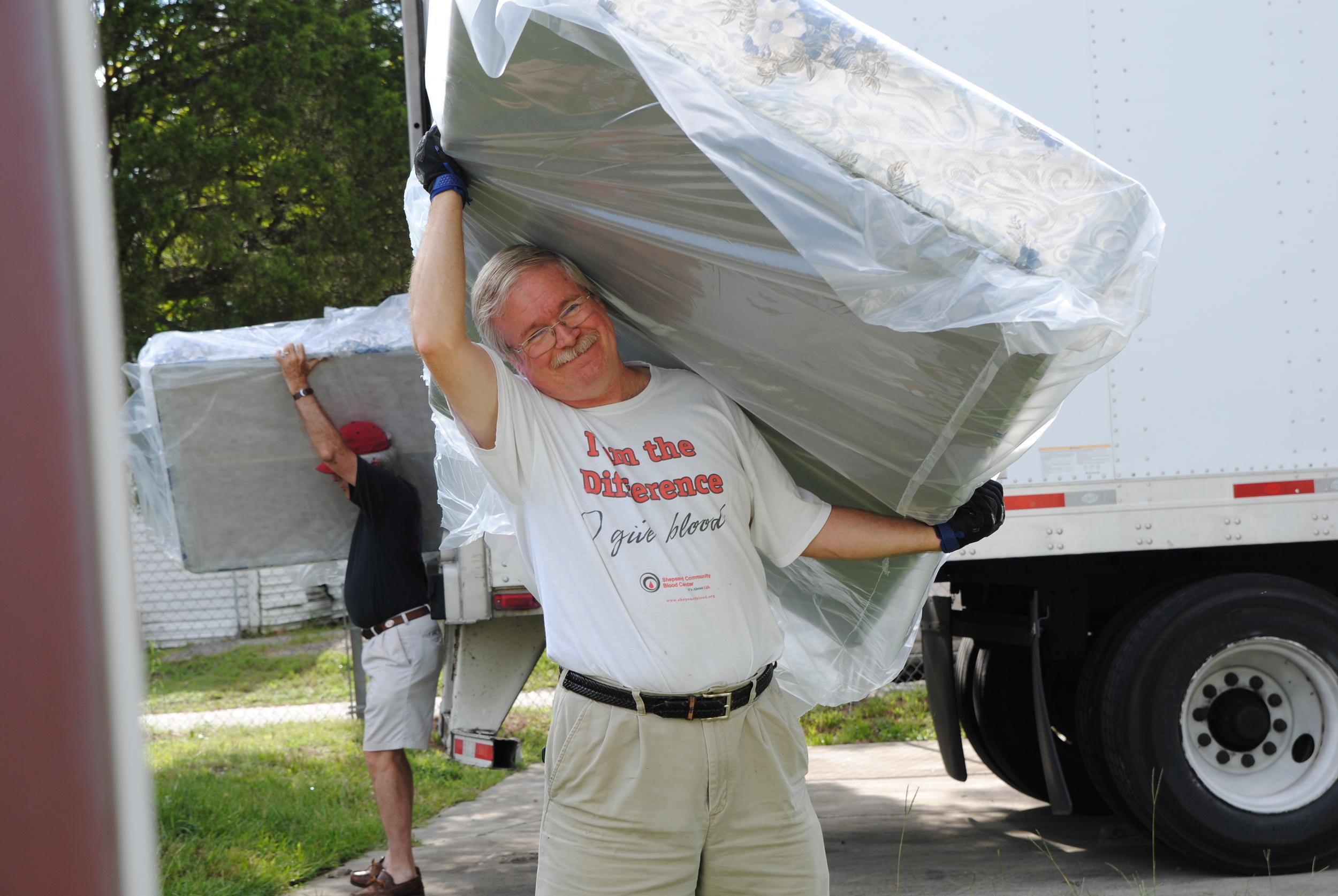 ReStart Augusta Mattres Delivery Volunteer
