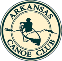 Arkansas Canoe Club logo