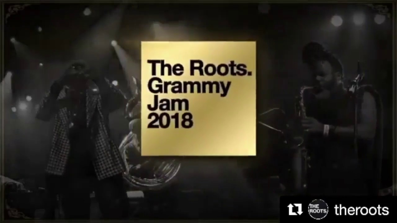 The Roots Grammy Jam 2018 - Photo Credit: UnknownProducer & Assistant Tour Manager