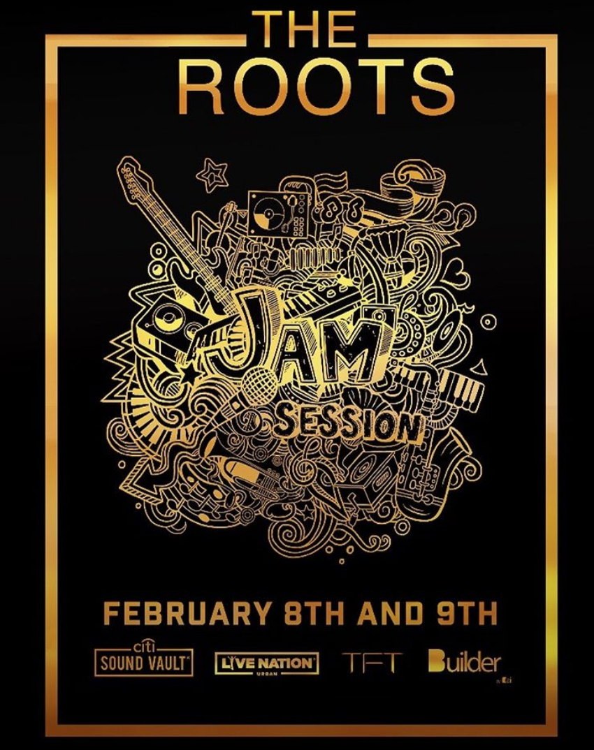 The Roots Grammy Jam 2019 - Photo Credit: Sneakshot PhotographyAssistant Tour Manager & Hospitality