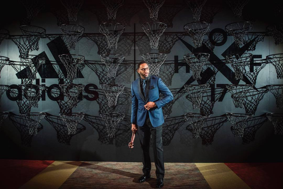 NBA Basketball Hall of Fame 2017 - Client: Roundhouse Agency & Adidas BasketballProducer & Stylist