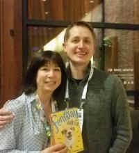 Meeting Mr. Schu was definitely a highlight of ALA!