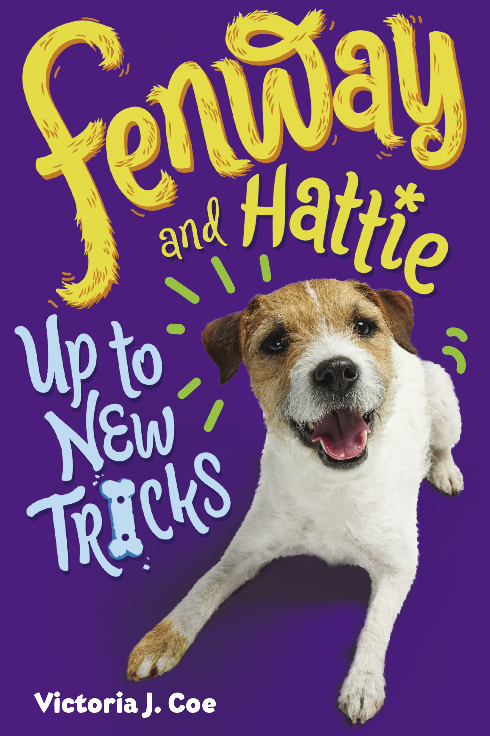 And... - Don't forget that Fenway & Hattie's THIRD adventure is coming on Jan. 2nd! Get the scoop & find out how to pre-order by clicking HERE.
