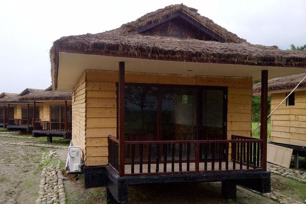 Tigerland Safari Resort in Chitwan