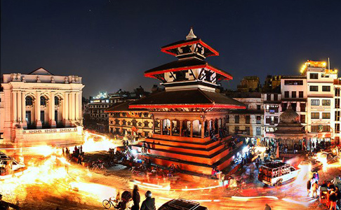 Basantapur, photographed by Sworup Ranjit