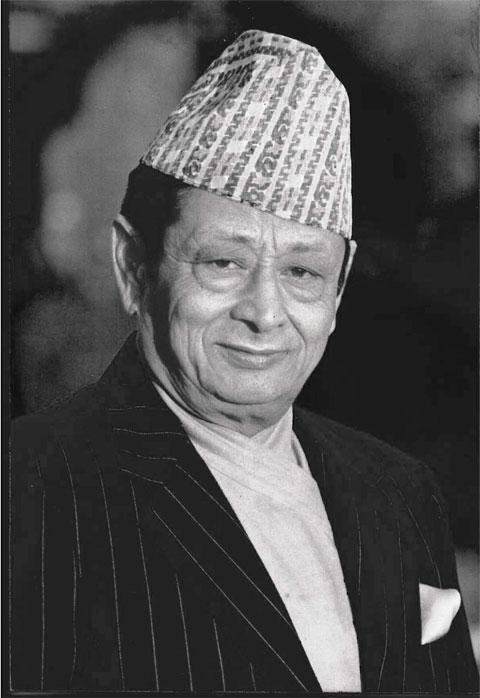 Late Mr. Ram Shanker Shrestha