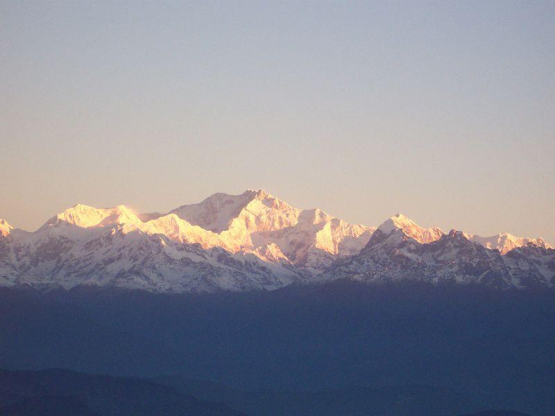 Mt. Kanchanjunga