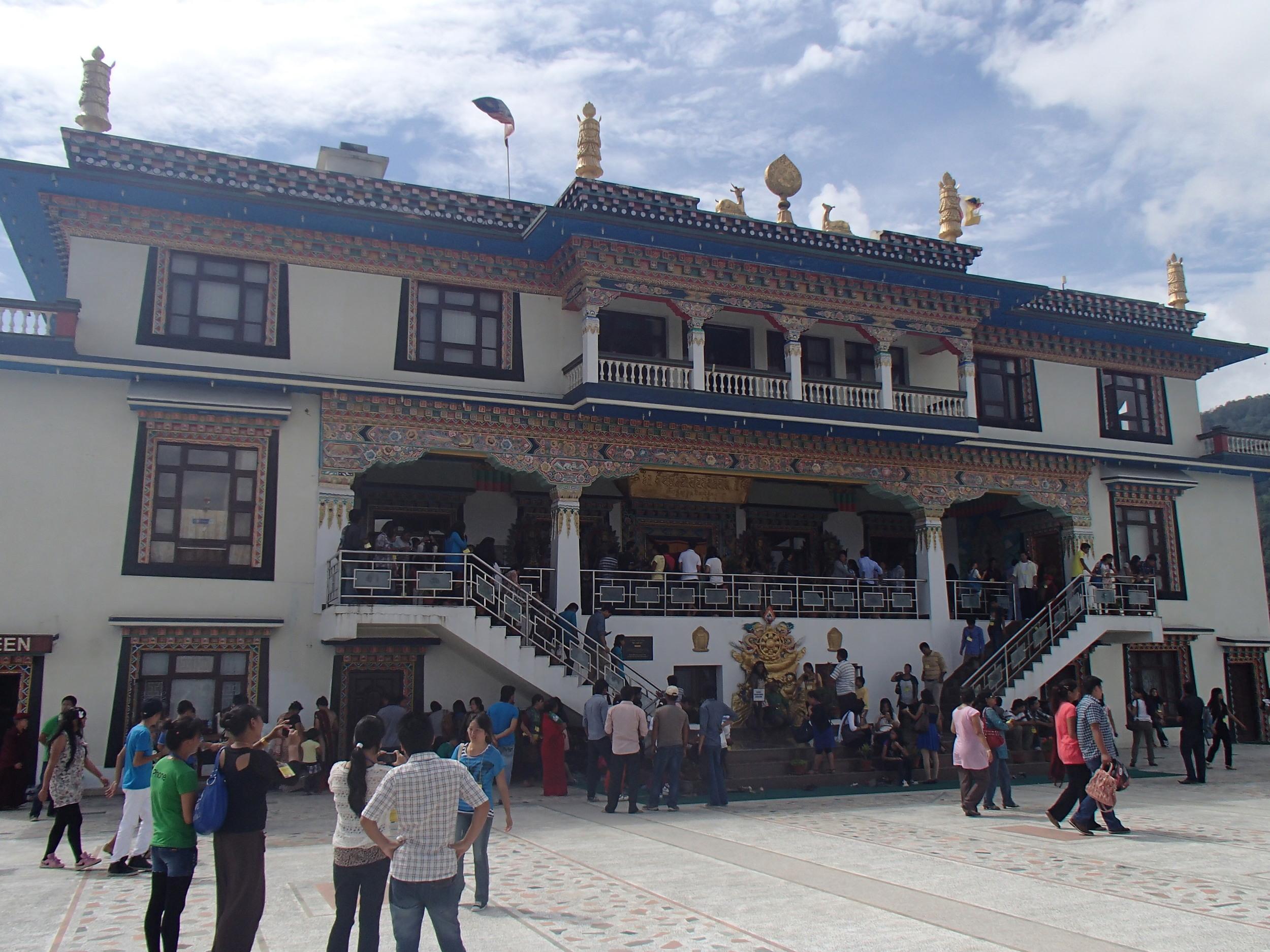 Seto Gumba (Druk Amitabh Mountain Monastery)