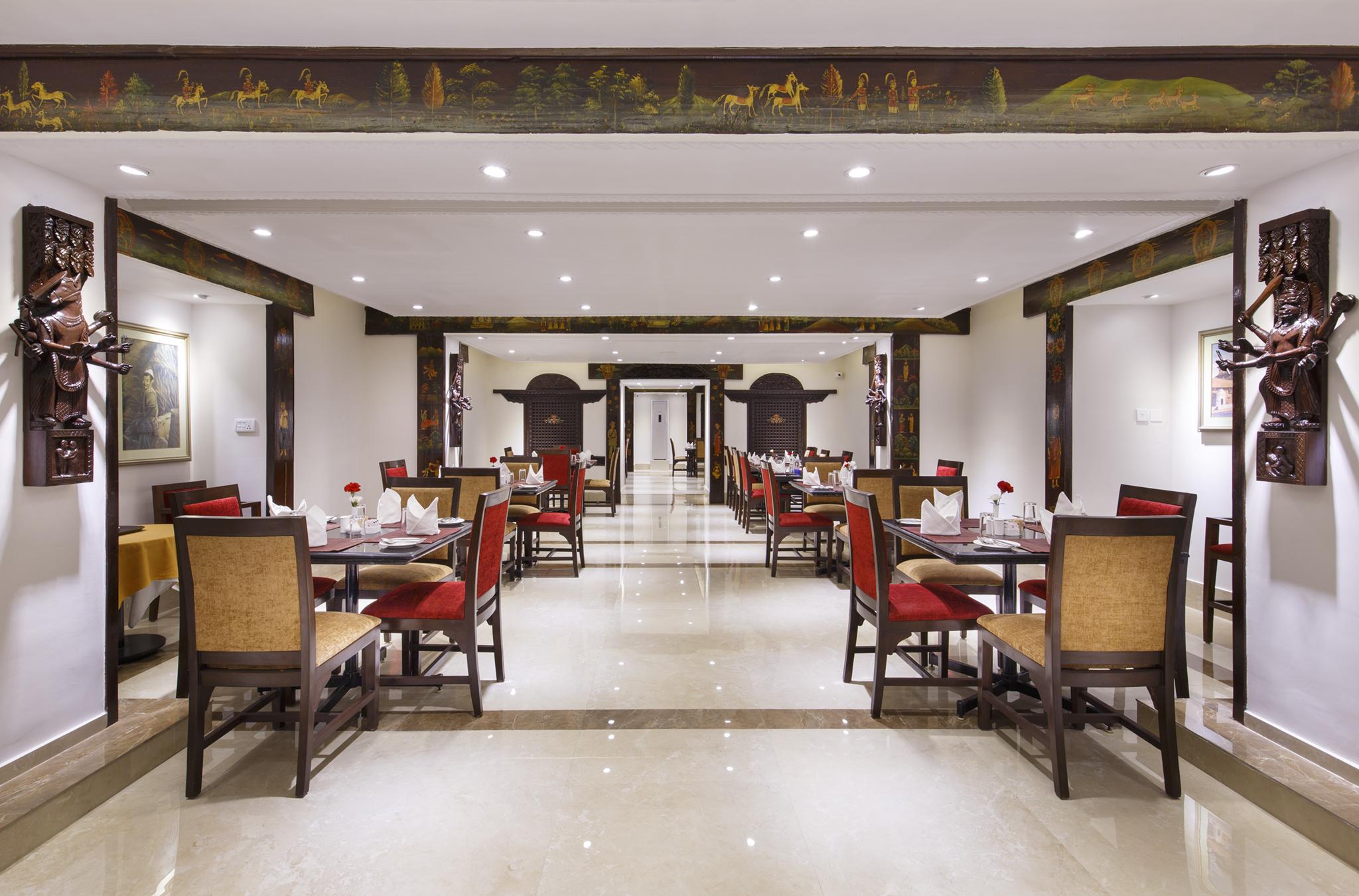 Cozy Kailash Restaurant