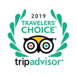 Travelers Choice Awards 2019