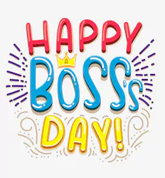 National Boss's Day! - We might be a little biased but we think we have the best bosses ever!