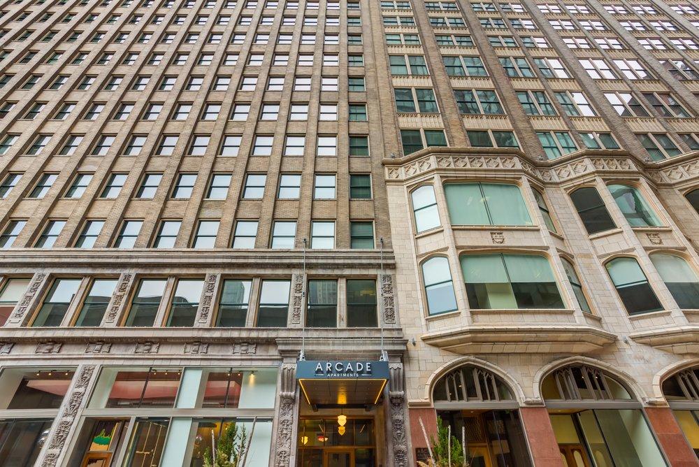 Arcade Apartments St Louis Noordijk Inc