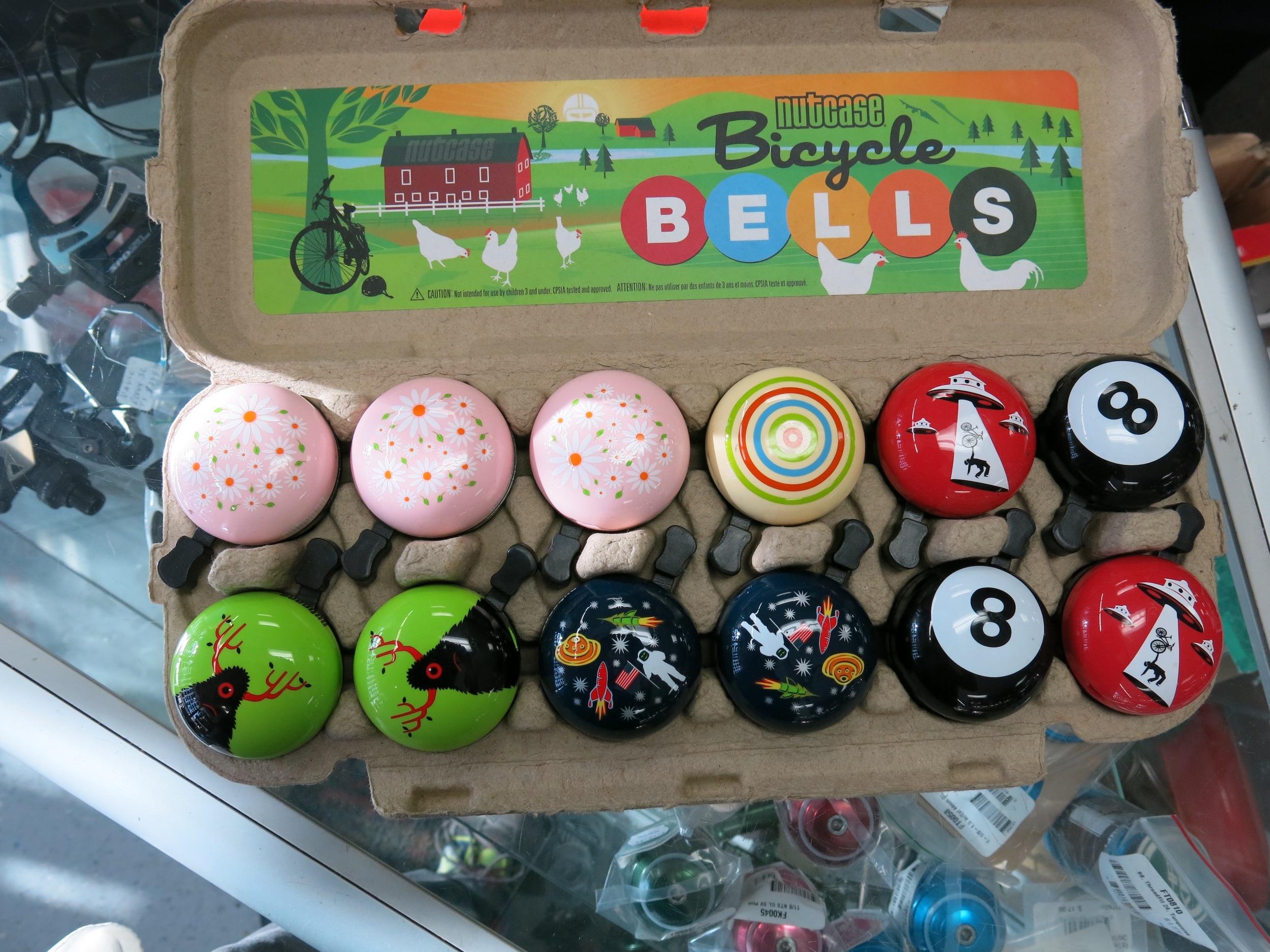 Nutcase Bells
