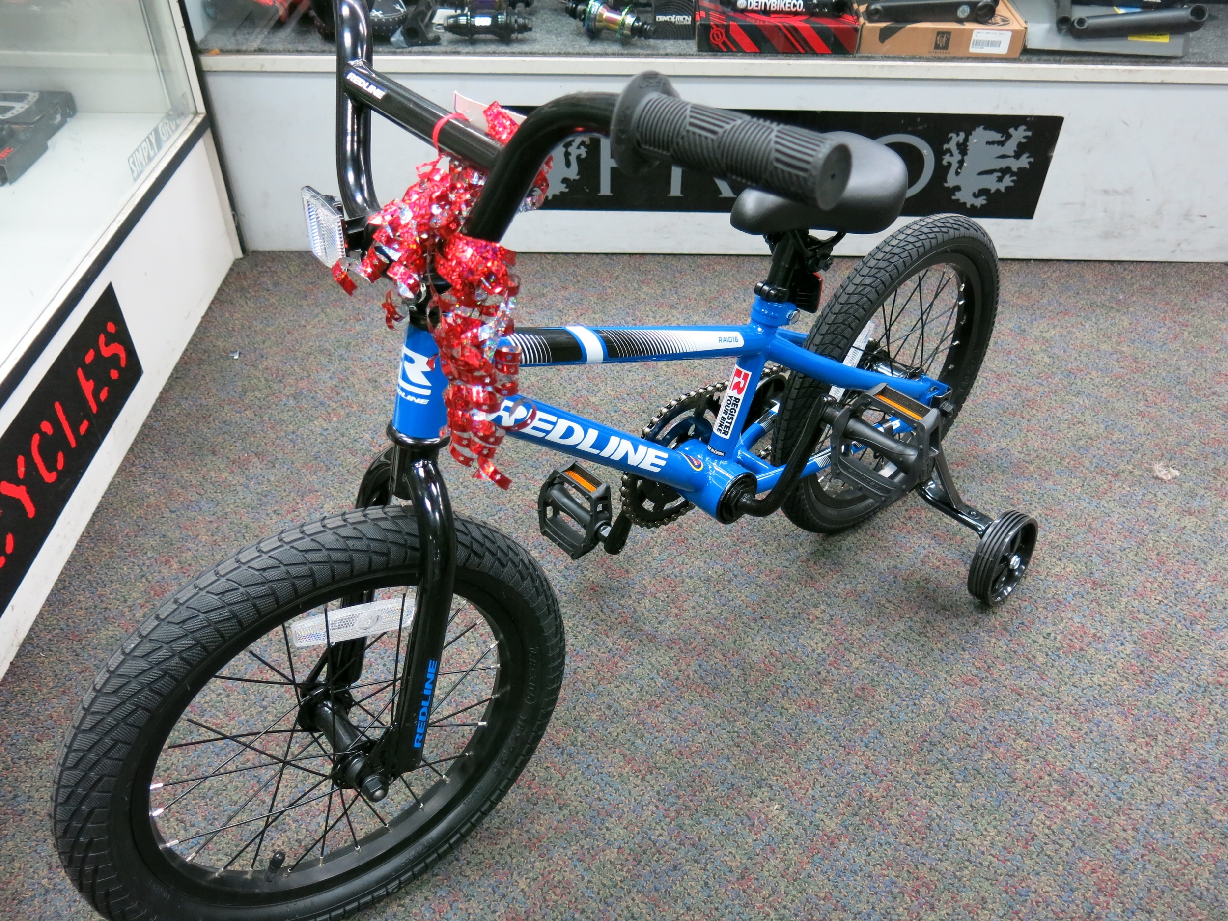 Christmas Bikes Are Here...