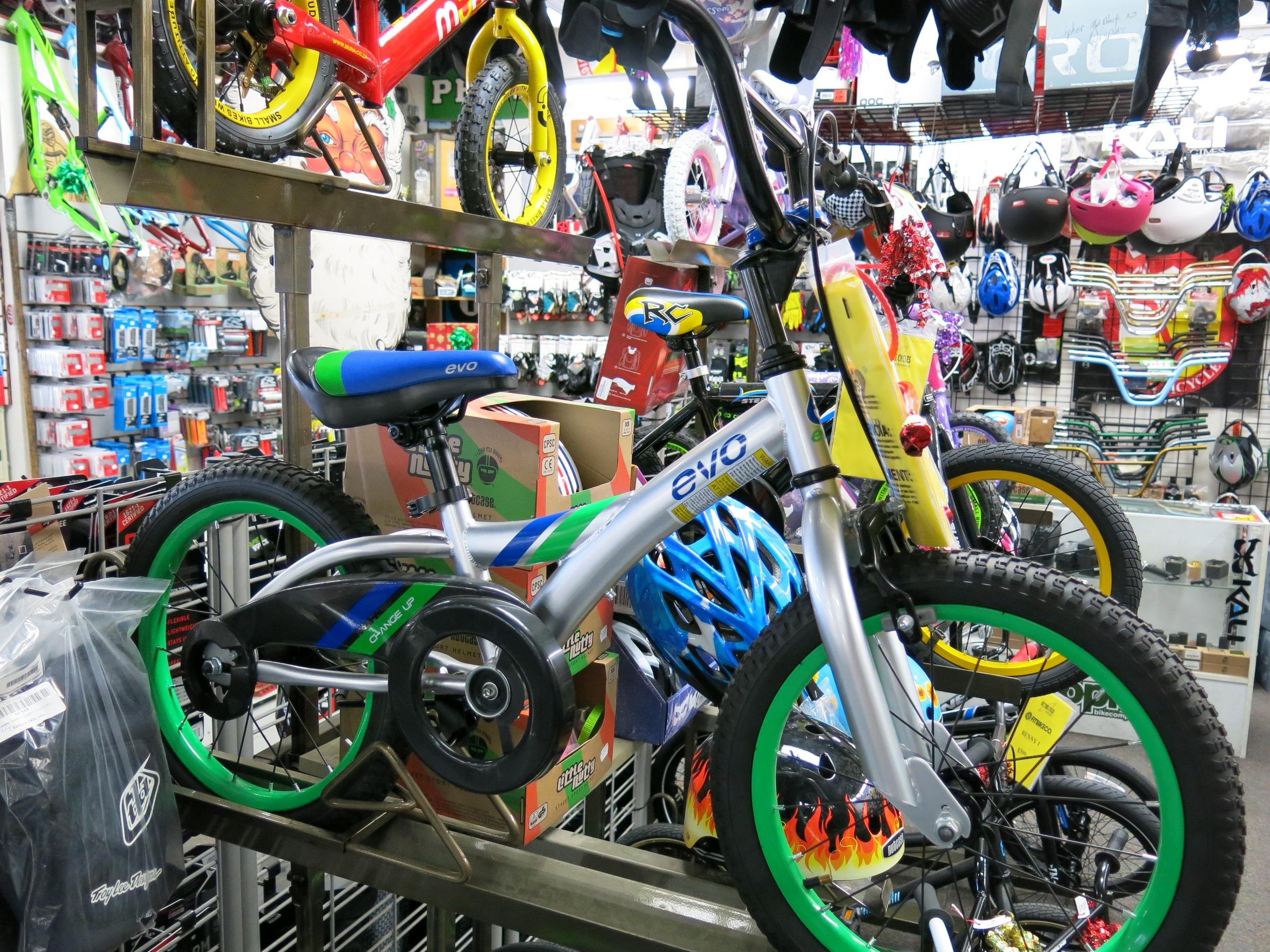 Evo Convertible Balance Bike