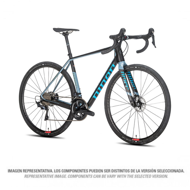Niner RLT 9 RDO Grey/blue 47, 50, 53, 59cm**New Arrivals -