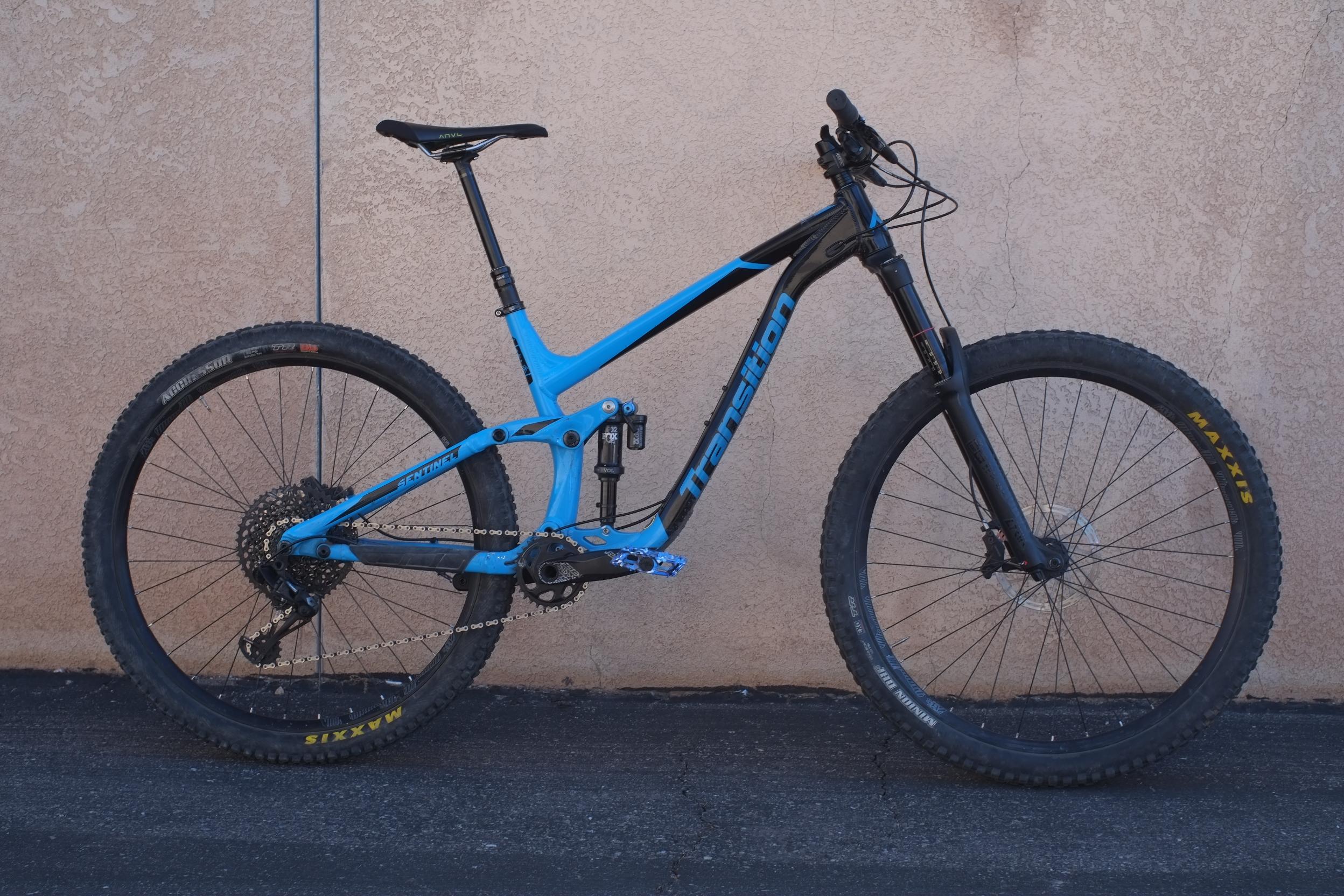 Transition Sentinel Blue - XL -