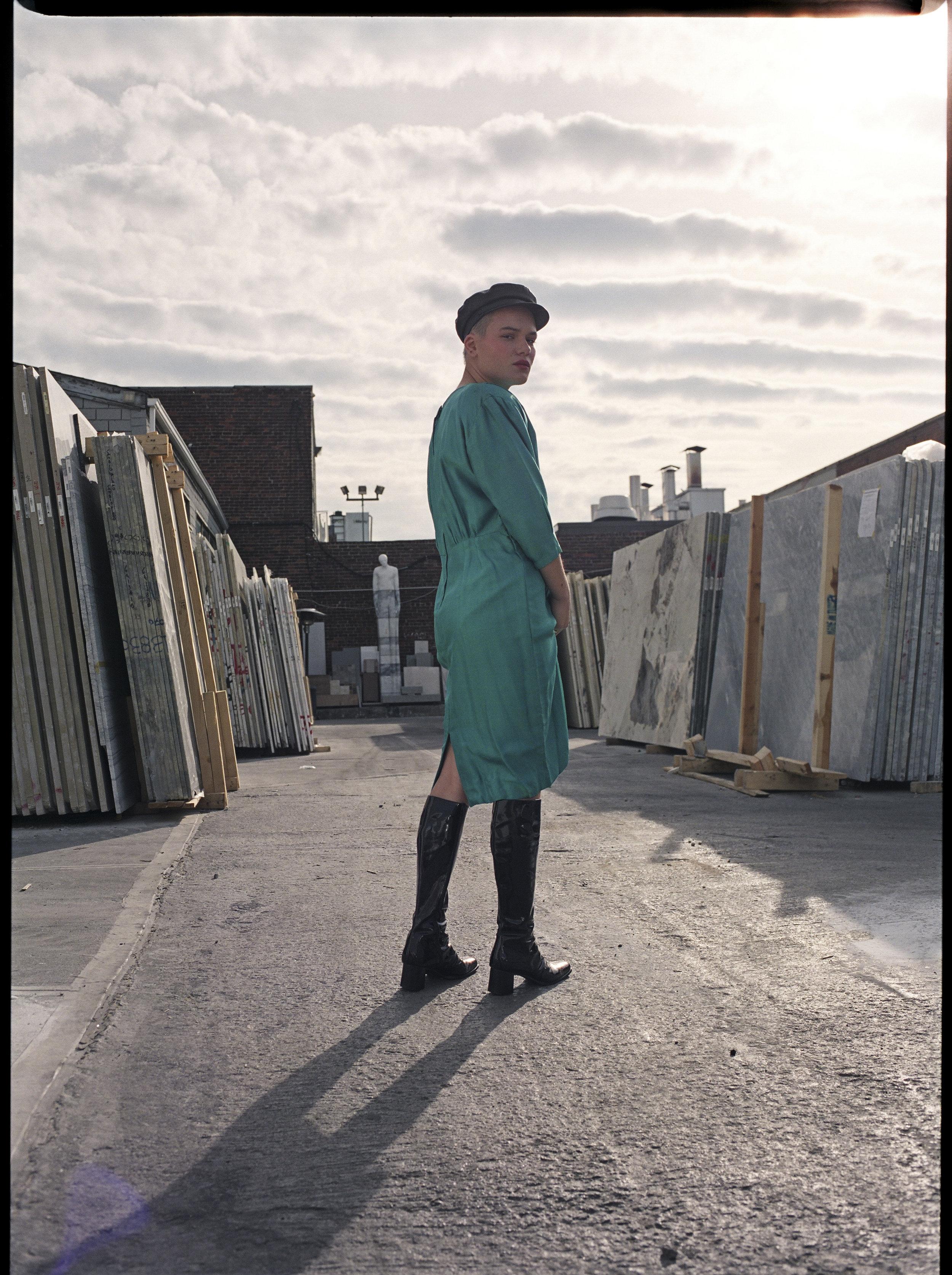 THe Break Vintage sofia jacqueline harriet Collection